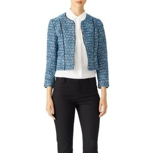 Diane von FurstenbergRylan Boucle Bolero Jacket
